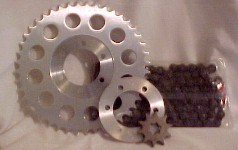 Sprockets & Chain